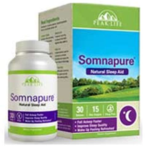 somnapure natural sleep aid side effects picture 13