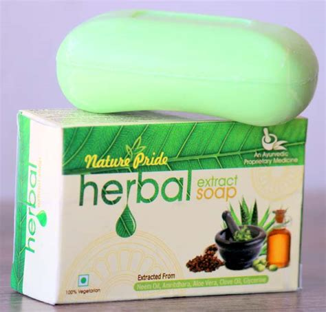 Herbal soap picture 6