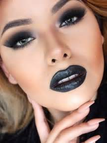 black face look lips hair picture 3