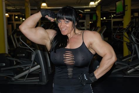 colette guimond big strong women picture 14