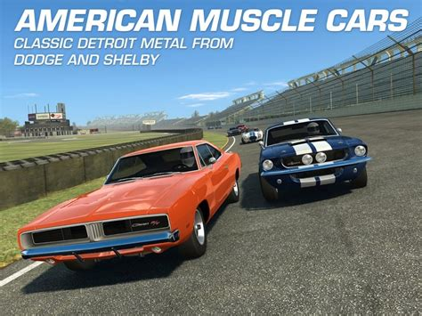 american muscle car games picture 2