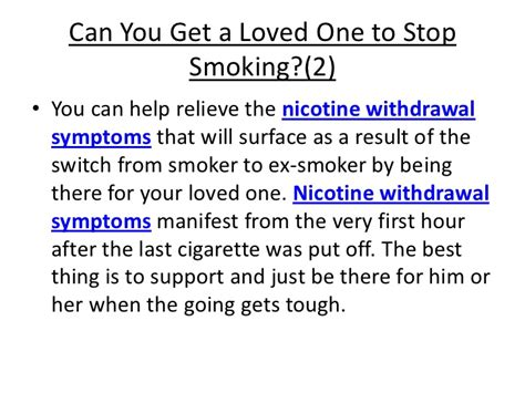 ways to get others to quit smoking picture 4