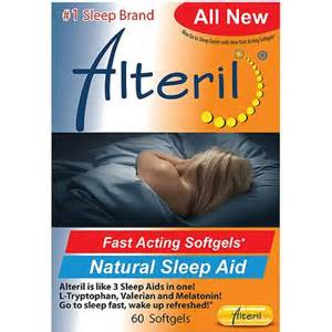 alteril natural sleep aid softgels picture 7