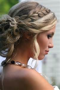 bridesmaid hair styles wedding picture 6