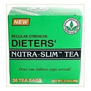 natural slim tea regular strength picture 1