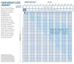 weight loss graph templates picture 17