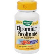 chromium picolinate prescription drug picture 10