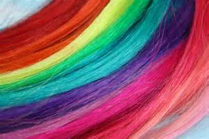 can hair extensions be colored dyed picture 11