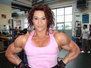 Female bodybuilders who wrestle picture 3