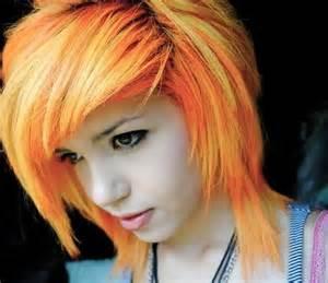 Girlsshort emo hair picture 11