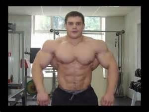 bodybuilder hurts worshiper picture 7