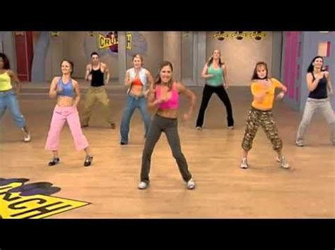 crunch fat burning dance party dvd picture 3