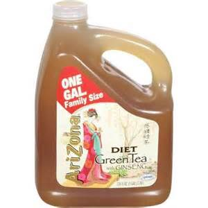 arizona diet green tea with ginseng healthy picture 10