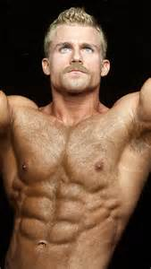 beautiful muscle hairy chest male hunks picture 19