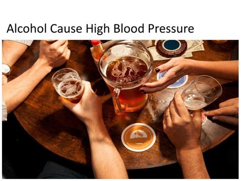 Alcohol and high blood pressure picture 3