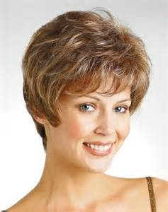 middle aged women medium hairstyles 2008 picture 6
