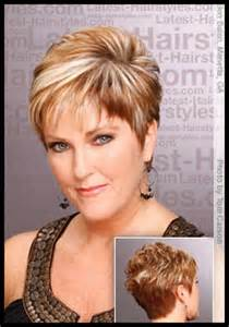 hair styles for 50 year old woman picture 3