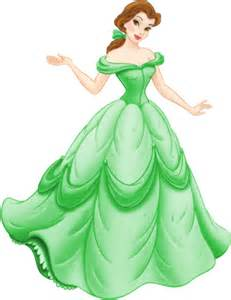 princess in green picture 3