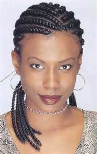 black braiding hair designs picture 3