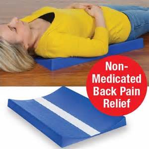 relief from back pain picture 1