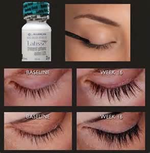 eyelash growth serum with bimatoprost picture 1