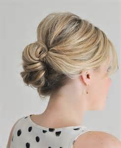 easy hair updos picture 6