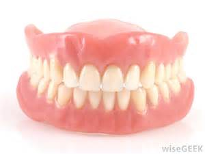 different types of false teeth picture 1