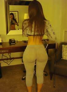 light skin enony in yoga pants picture 18