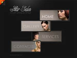 hair stylist portfolio websites picture 6