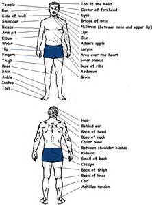 what pressure point will give a man an picture 5