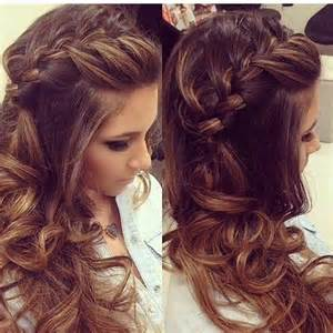 big and bouncy hair styles for prom picture 9