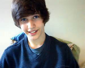 boys with brown hair picture 5