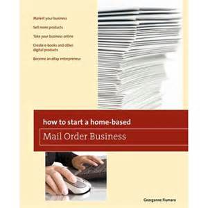 Mail order home based business picture 2
