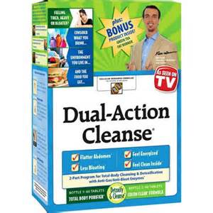 dual action cleanse walmart picture 1