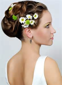 hairstyles for medium length hair for weddings picture 15