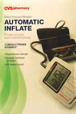 cvs blood pressure monitor 800230 picture 6
