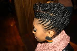black hair styes twist picture 10
