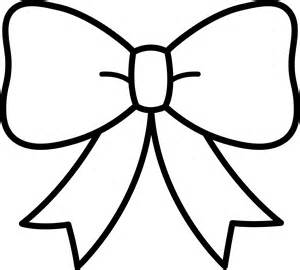 clip art- hair ribbon picture 10