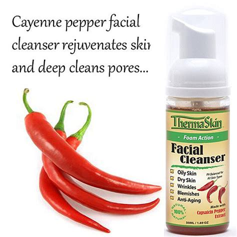 skin care recipes diets with cayenne pepper picture 7