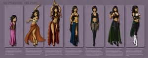 female age progression stories picture 2