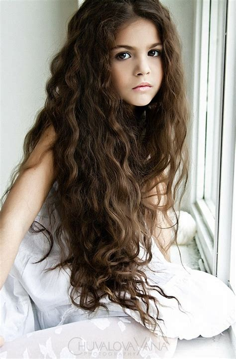 curly long hair picture 6