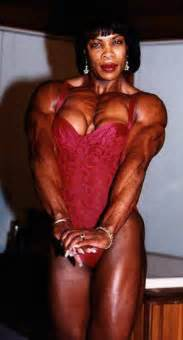 female black bodybuilders wrestling picture 14