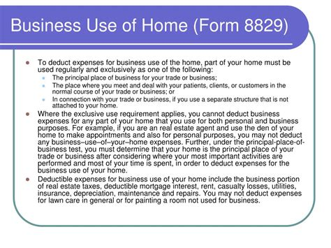 business use of home picture 3