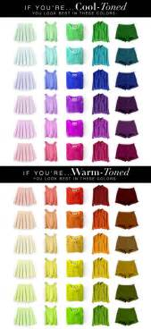 fashion colors skin tones picture 2