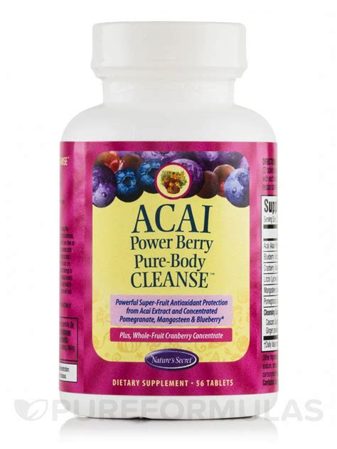 acai berry cleanse body aches picture 5