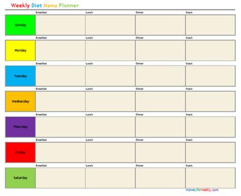 free la weight loss menu plan kit picture 7