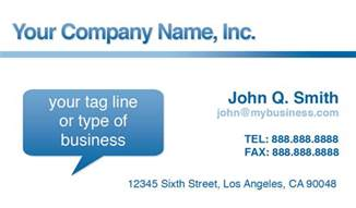 free template business cards online picture 5