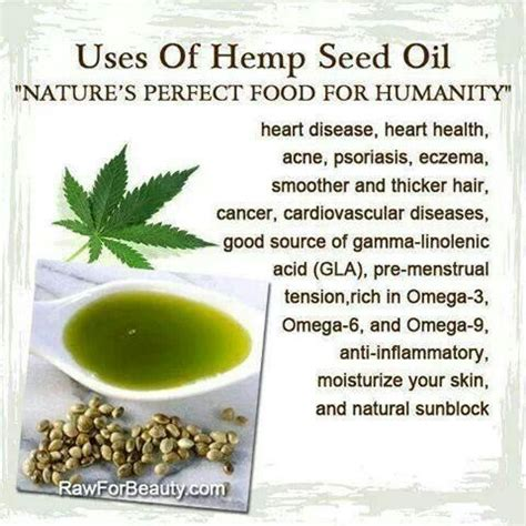 herbal remedy hemp seed oil picture 5