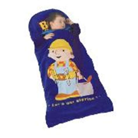 bob the builder inflatable sleeping picture 2