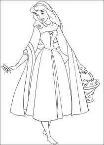 coloring pages sleeping beauty picture 2